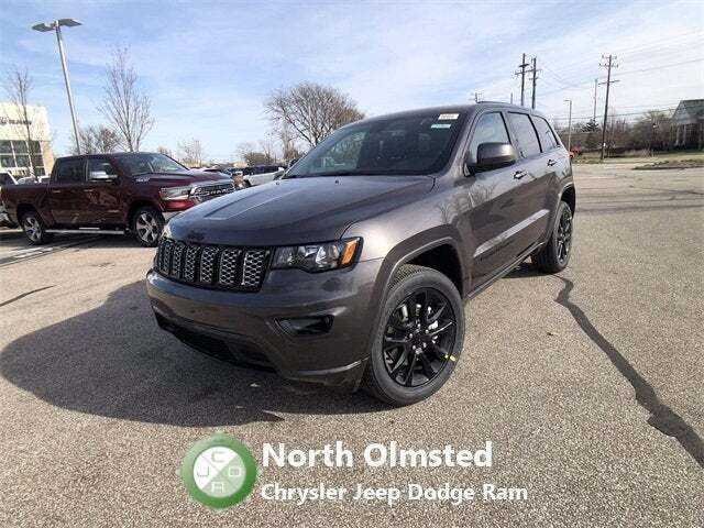 2021 Jeep Grand Cherokee GRAND CHEROKEE LAREDO X 4X4 - North Olmsted OH