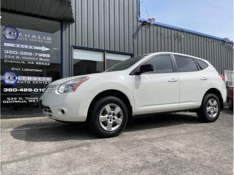 2010 Nissan Rogue for sale at Chehalis Auto Center in Chehalis WA