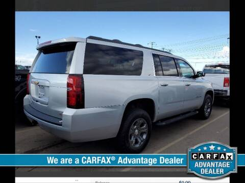 2019 Chevrolet Suburban for sale at RoseLux Motors LLC in Schnecksville PA