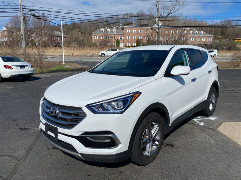 2017 Hyundai Santa Fe Sport for sale at Turnpike Automotive in North Andover MA