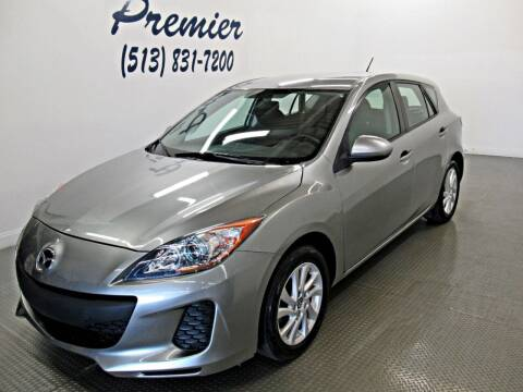 2013 Mazda MAZDA3 for sale at Premier Automotive Group in Milford OH