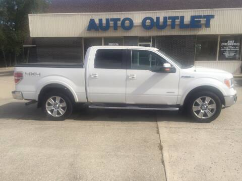 2012 Ford F-150 for sale at Truck and Auto Outlet in Excelsior Springs MO