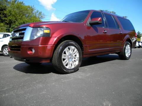 2011 Ford Expedition EL for sale at Auto Brite Auto Sales in Perry OH