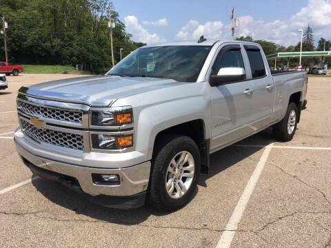 2015 Chevrolet Silverado 1500 for sale at Borderline Auto Sales in Loveland OH