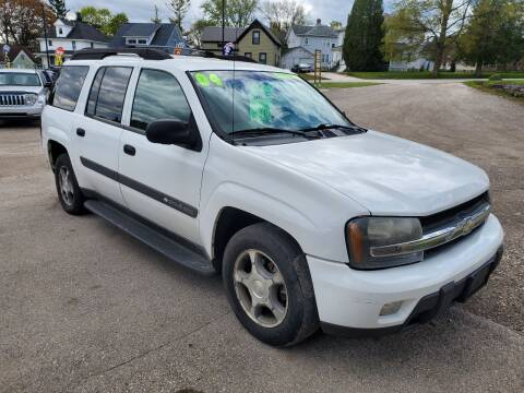 2004 Chevrolet TrailBlazer EXT for sale at JDL Automotive and Detailing in Plymouth WI