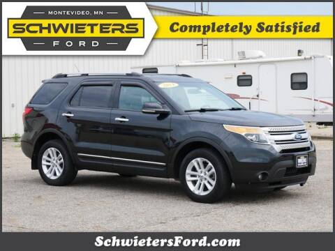 2011 Ford Explorer for sale at Schwieters Ford of Montevideo in Montevideo MN