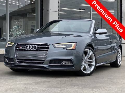 2013 Audi S5 for sale at Carmel Motors in Indianapolis IN
