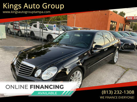 2007 Mercedes-Benz E-Class for sale at Kings Auto Group in Tampa FL