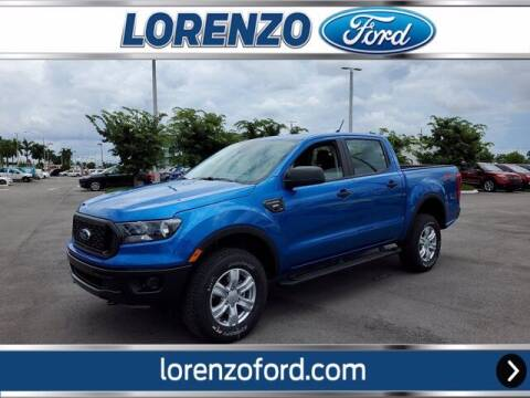 2021 Ford Ranger for sale at Lorenzo Ford in Homestead FL