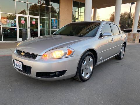 2006 Chevrolet Impala for sale at RN Auto Sales Inc in Sacramento CA