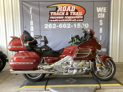 2001 Honda Goldwing for sale at Road Track and Trail in Big Bend WI
