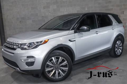 2017 Land Rover Discovery Sport for sale at J-Rus Inc. in Macomb MI