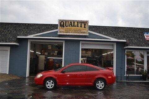 2005 Chevrolet Cobalt for sale at Quality Pre-Owned Automotive in Cuba MO