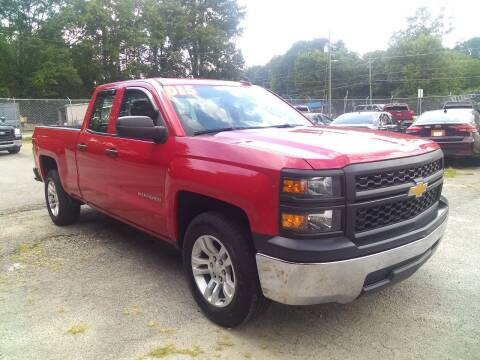 2015 Chevrolet Silverado 1500 for sale at Import Plus Auto Sales in Norcross GA