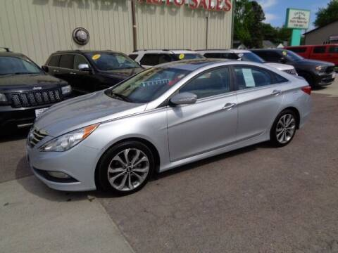 2014 Hyundai Sonata for sale at De Anda Auto Sales in Storm Lake IA