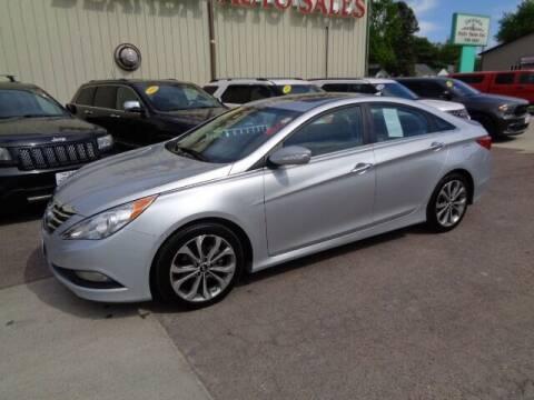 2014 Hyundai Sonata for sale at De Anda Auto Sales in Storm Lake IA