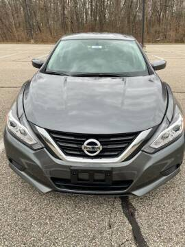 2017 Nissan Altima for sale at Lifetime Automotive LLC in Middletown OH