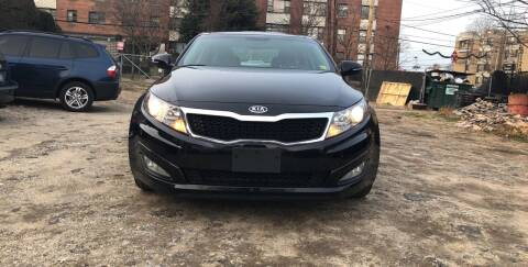 2012 Kia Optima for sale at OFIER AUTO SALES in Freeport NY