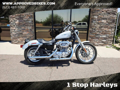 2005 Harley-Davidson Sportster 883 Low XL883L for sale at 1 Stop Harleys in Peoria AZ