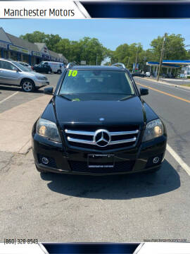 2010 Mercedes-Benz GLK for sale at Manchester Motors in Manchester CT