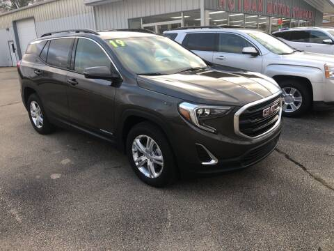 2019 GMC Terrain for sale at ROTMAN MOTOR CO in Maquoketa IA