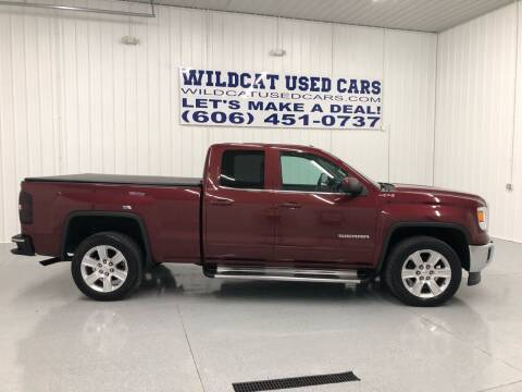 2015 GMC Sierra 1500 for sale at Wildcat Used Cars in Somerset KY