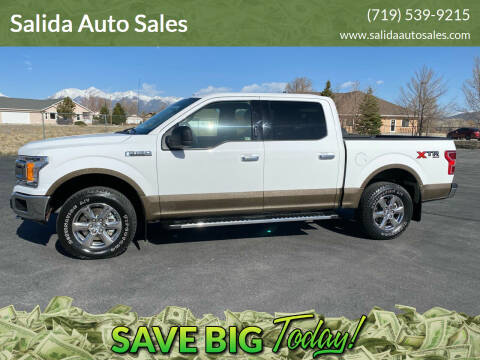 2020 Ford F-150 for sale at Salida Auto Sales in Salida CO
