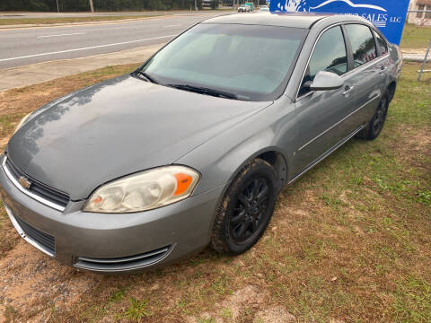 2007 Chevrolet Impala for sale at Nash's Auto Sales Used Car Dealer in Milton FL