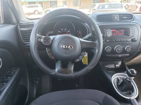 2015 Kia Soul for sale at LR AUTO INC in Santa Ana CA