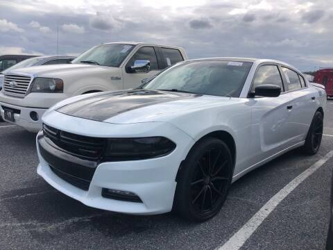 2016 Dodge Charger for sale at Crestwood Auto Center in Richmond VA