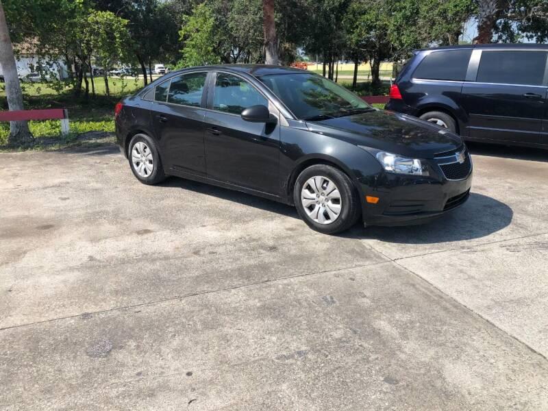 2014 Chevrolet Cruze for sale at Brevard Auto Sales in Palm Bay FL