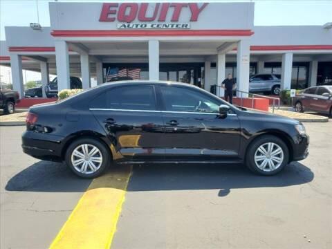 2017 Volkswagen Jetta for sale at EQUITY AUTO CENTER in Phoenix AZ