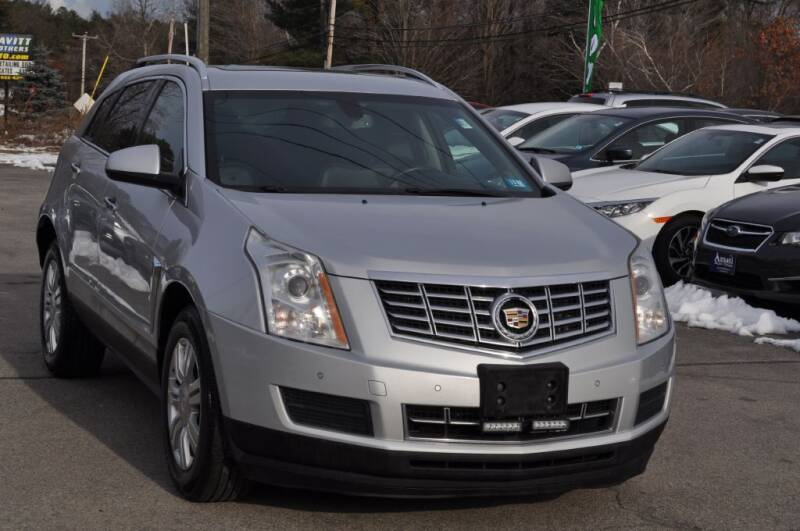 2015 Cadillac SRX for sale at Amati Auto Group in Hooksett NH