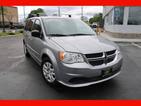 2015 Dodge Grand Caravan for sale at AUTO POINT USED CARS in Rosedale MD