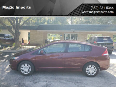2011 Honda Insight for sale at Magic Imports in Melrose FL