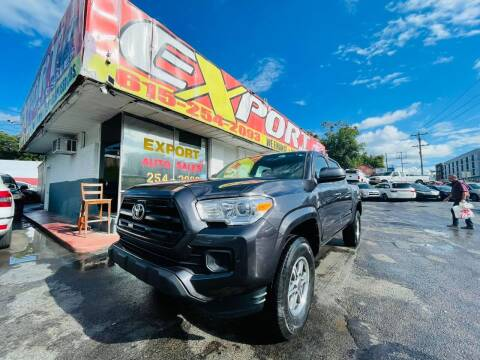 2016 Toyota Tacoma for sale at EXPORT AUTO SALES, INC. in Nashville TN