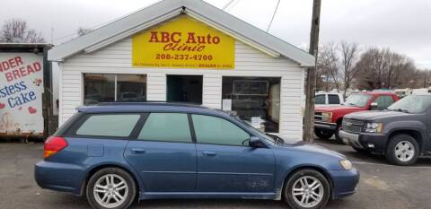 2005 Subaru Legacy for sale at ABC AUTO CLINIC - Chubbuck in Chubbuck ID