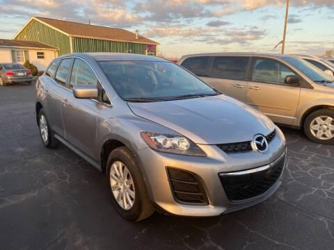 2010 Mazda CX-7 for sale at Pine Auto Sales in Paw Paw MI