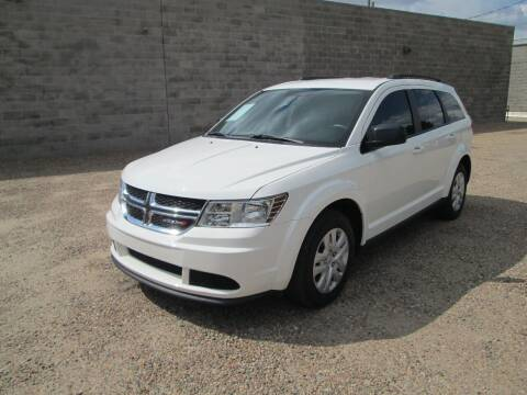 2018 Dodge Journey for sale at Stagner INC in Lamar CO