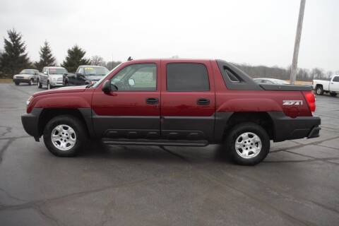 2006 Chevrolet Avalanche for sale at Bryan Auto Depot in Bryan OH