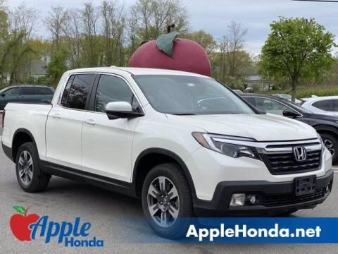 2018 Honda Ridgeline for sale at APPLE HONDA in Riverhead NY