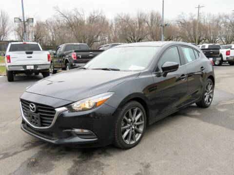 2018 Mazda MAZDA3 for sale at Low Cost Cars North in Whitehall OH