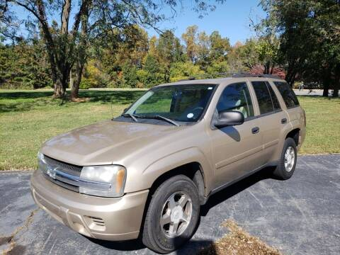 2006 Chevrolet TrailBlazer for sale at ARA Auto Sales in Winston-Salem NC
