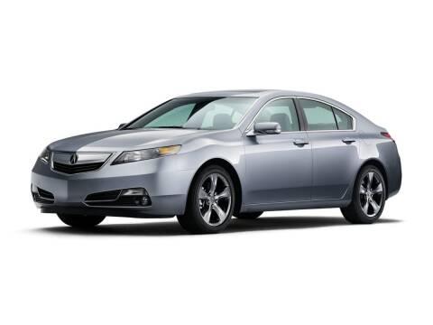 2013 Acura TL for sale at Hi-Lo Auto Sales in Frederick MD