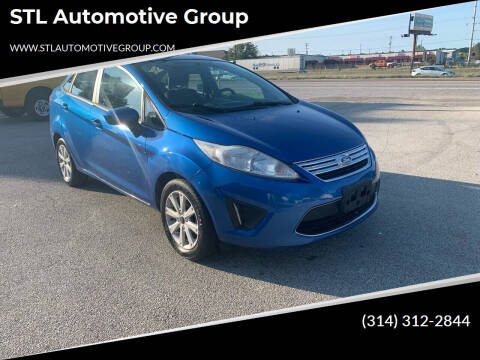 2011 Ford Fiesta for sale at STL Automotive Group in O'Fallon MO