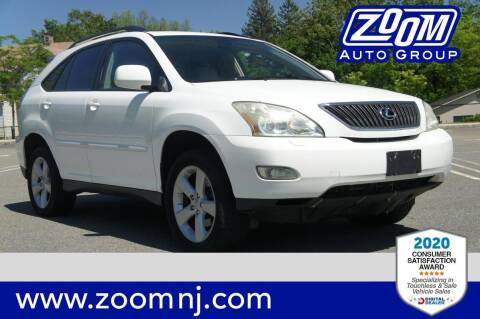 2005 Lexus RX 330 for sale at Zoom Auto Group in Parsippany NJ
