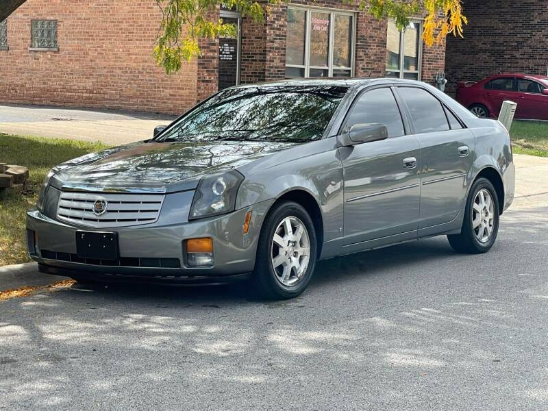 2006 Cadillac CTS for sale at Schaumburg Motor Cars in Schaumburg IL