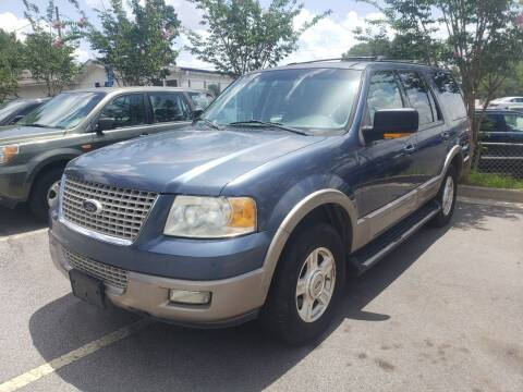 2003 Ford Expedition for sale at Credit Cars LLC in Lawrenceville GA