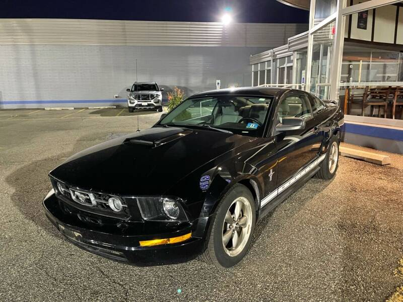 2006 Ford Mustang for sale at MFT Auction in Lodi NJ