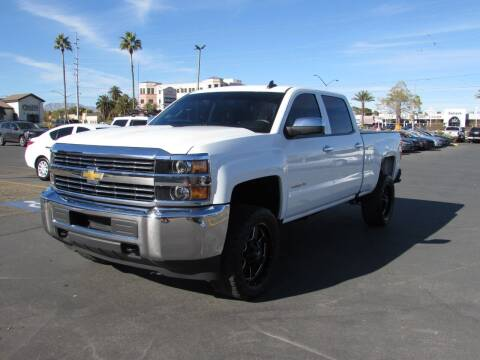 2015 Chevrolet Silverado 2500HD for sale at Charlie Cheap Car in Las Vegas NV